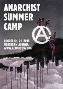 Anarchistisches Sommercamp 2016
